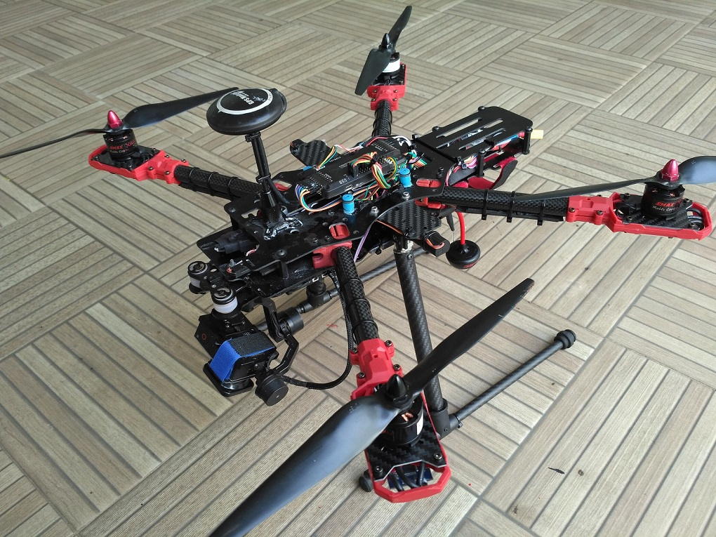 My New TBS Discovery Drone – The Maluegha\'s Family